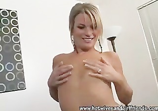 sexy blonde cougar