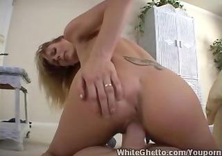 White Ghetto - MILF love huge cock
