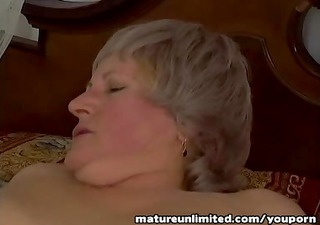 Mature taste of sperm.. chunk