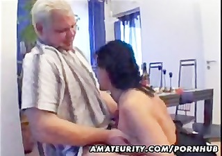 mature dilettante wife homemade suck and fuck
