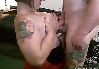 str married marine & wife sex show