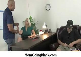 Interracial Milf Super Fuck 18